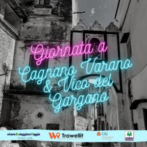 Evento Cagnano Varano e Vico del Gargano