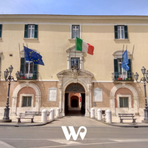 Palazzo Provincia Foggia @Trawellit