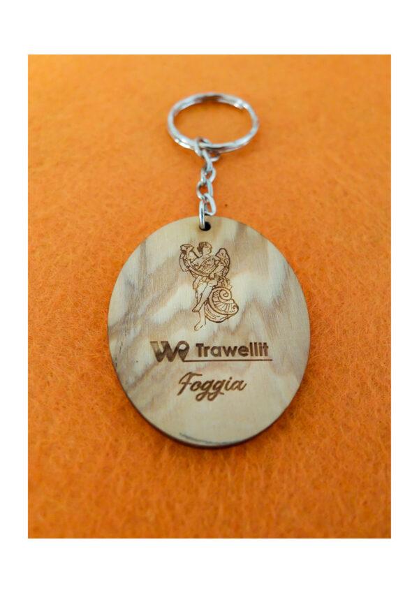 Portachiavi Angelo Foggia ©Trawellit