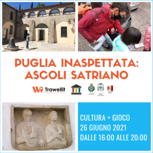 Puglia inaspettata_Cultura + Gioco_Ascoli