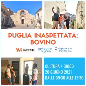 Puglia inaspettata_Cultura + Gioco_Bovino